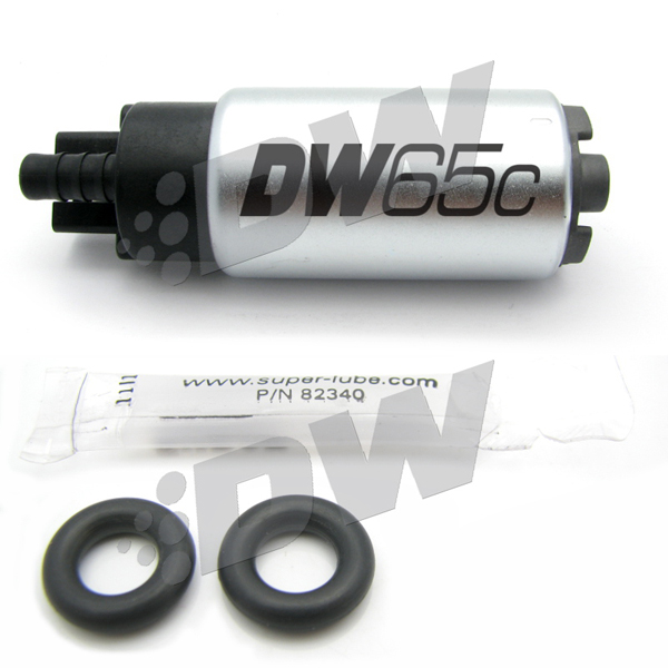 DW65c SERIES 265LPH COMPACT FUEL PUMP